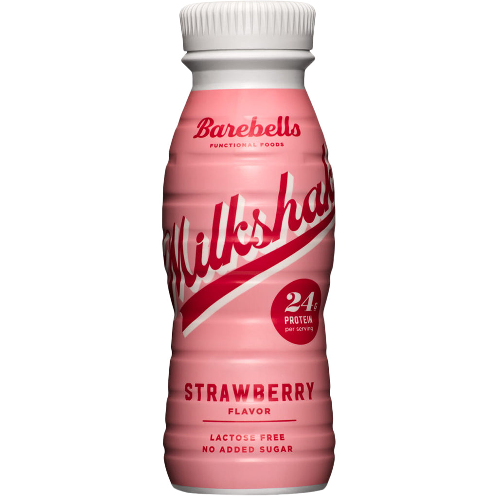 Barebells Strawberry Milkshake 330ml