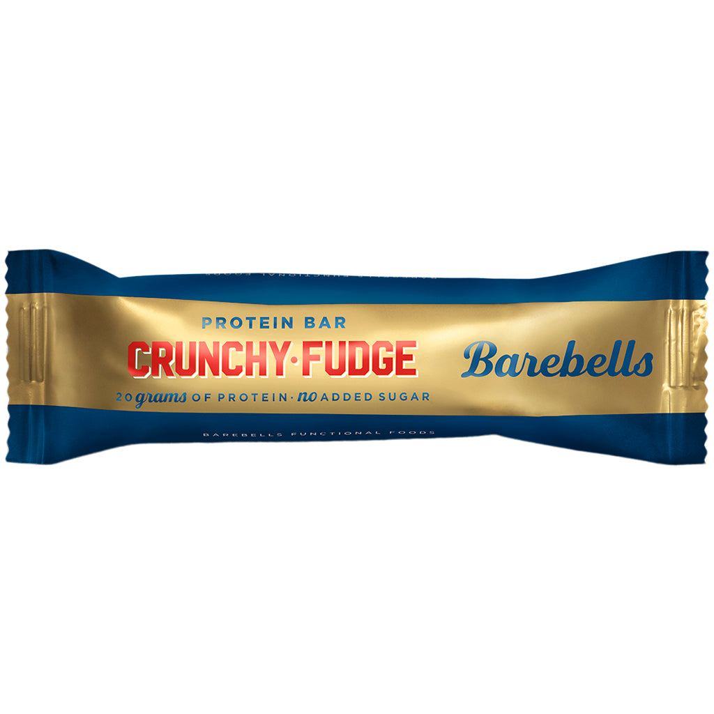 Barebells Crunchy Fudge Bar 55g