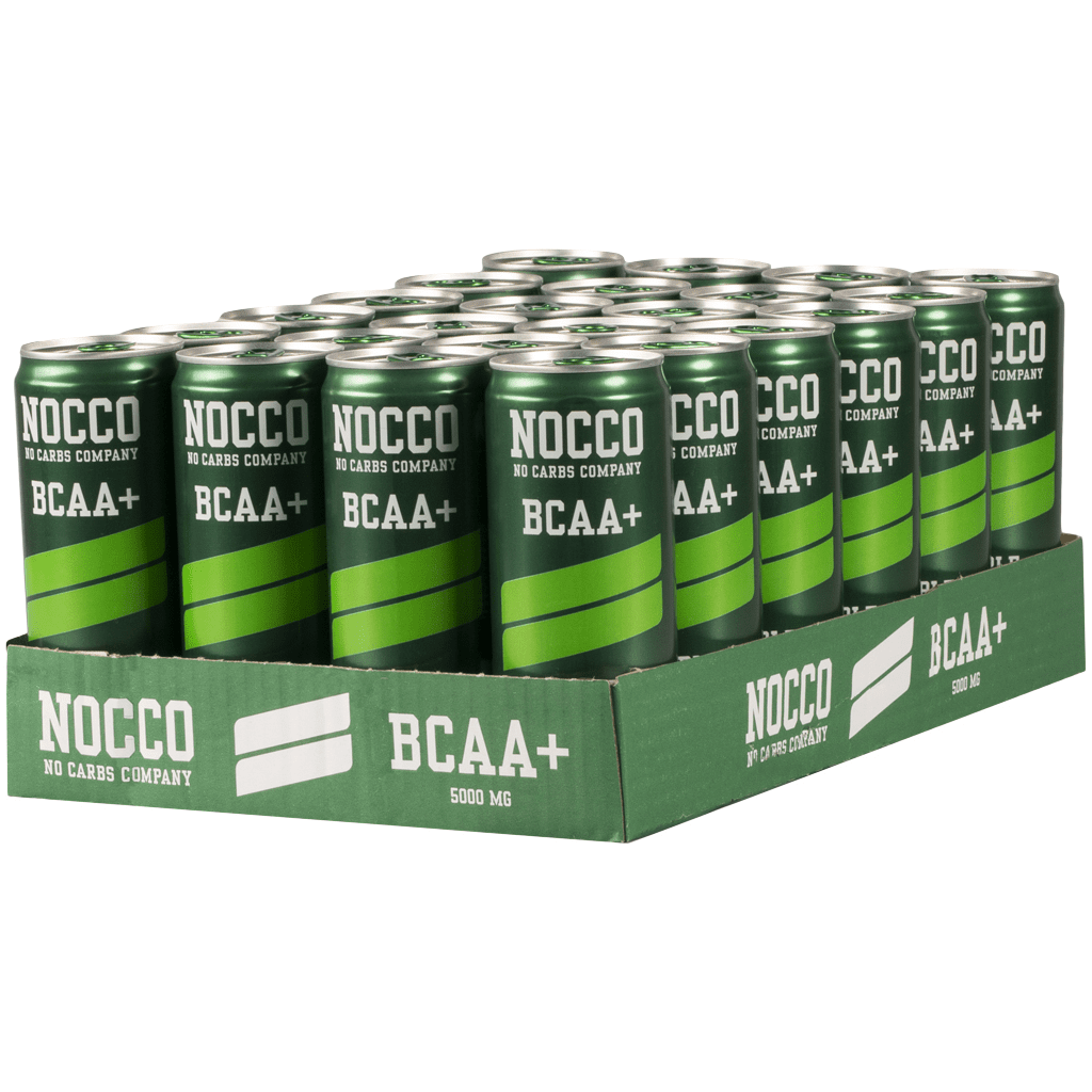 Nocco BCAAs 330ml Apple (Case of 24)