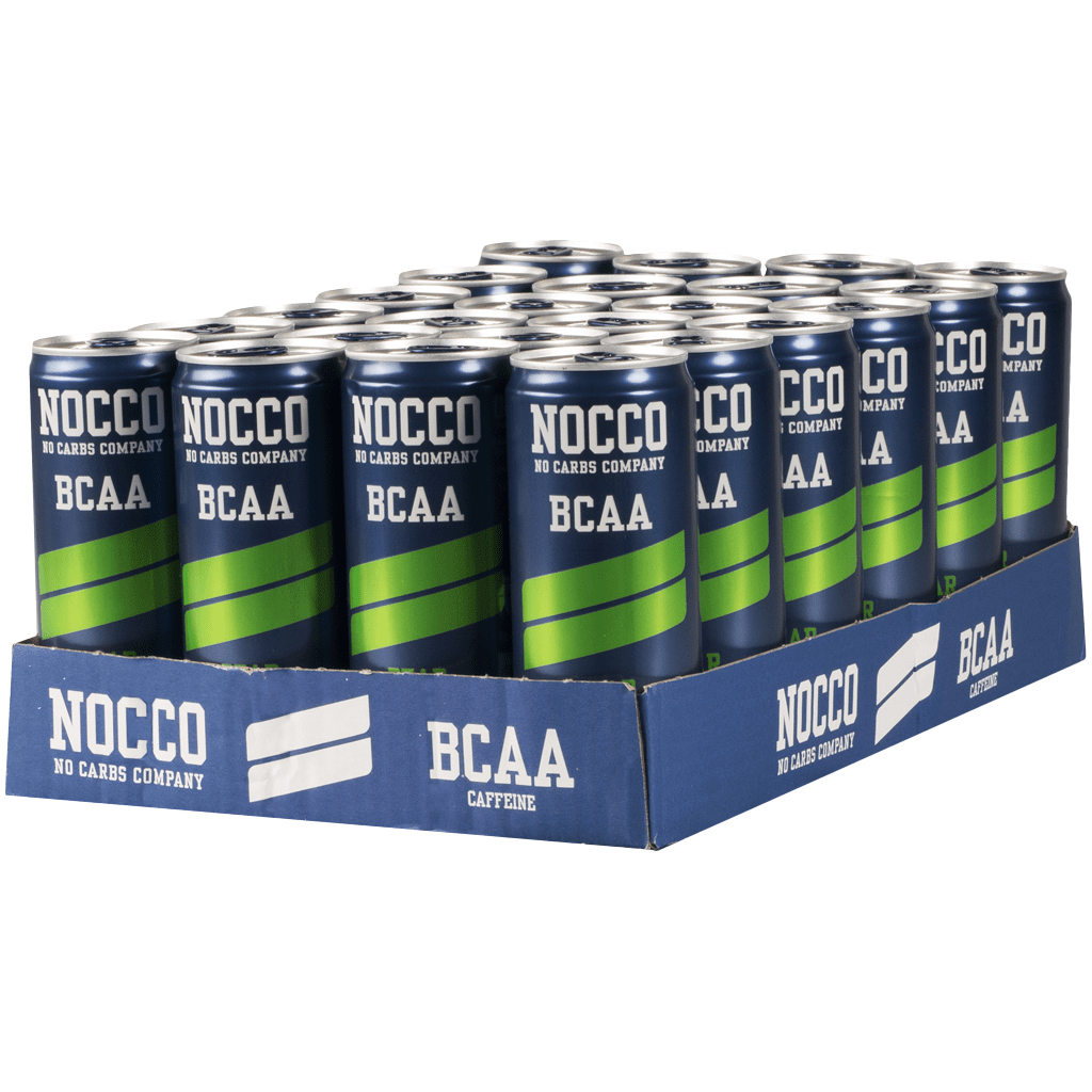 Nocco BCAAs 330ml Pear (Case of 24)