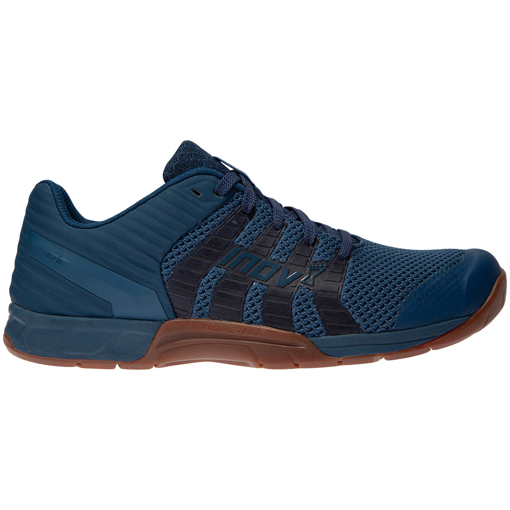 Inov8 F-LITE 260 Knit Training Shoes Blue / Gum