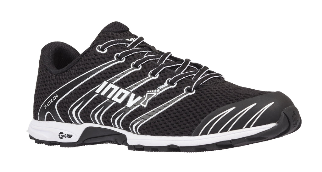 Inov8 F-Lite 230 Black Training Shoe