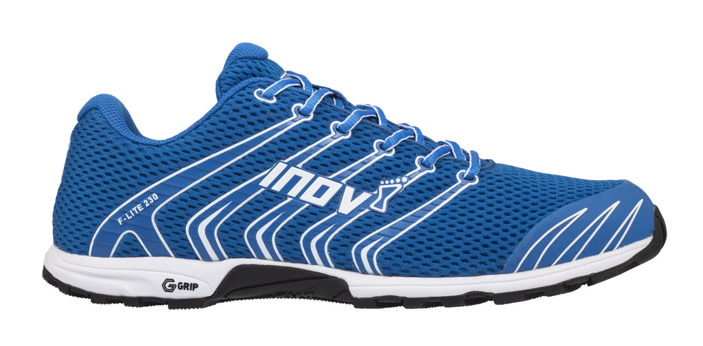 Inov 8 F-Lite 230 Blue Training Shoes