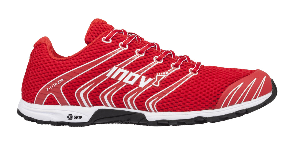 Inov 8 F-Lite 230 Red Training Shoes