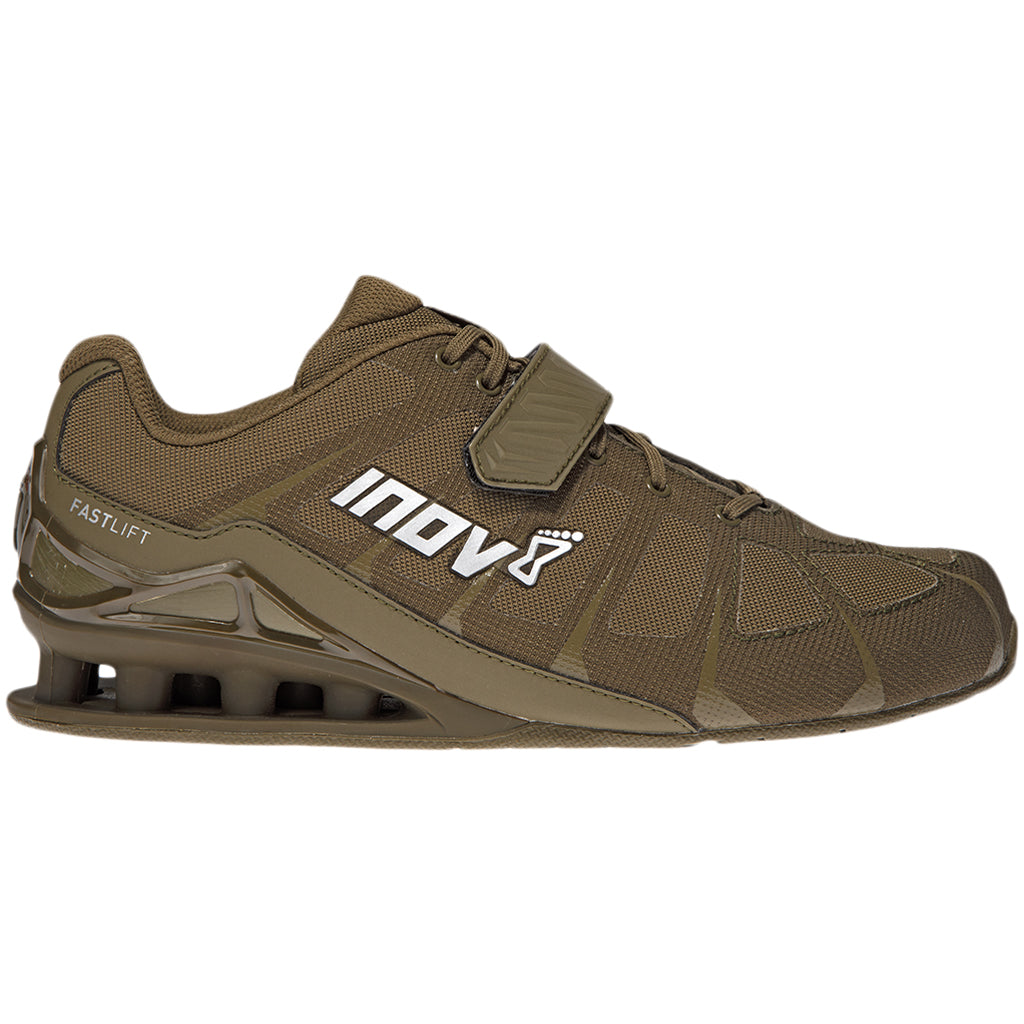 Inov8 Fastlift 360 Khaki Weightlifting Shoes