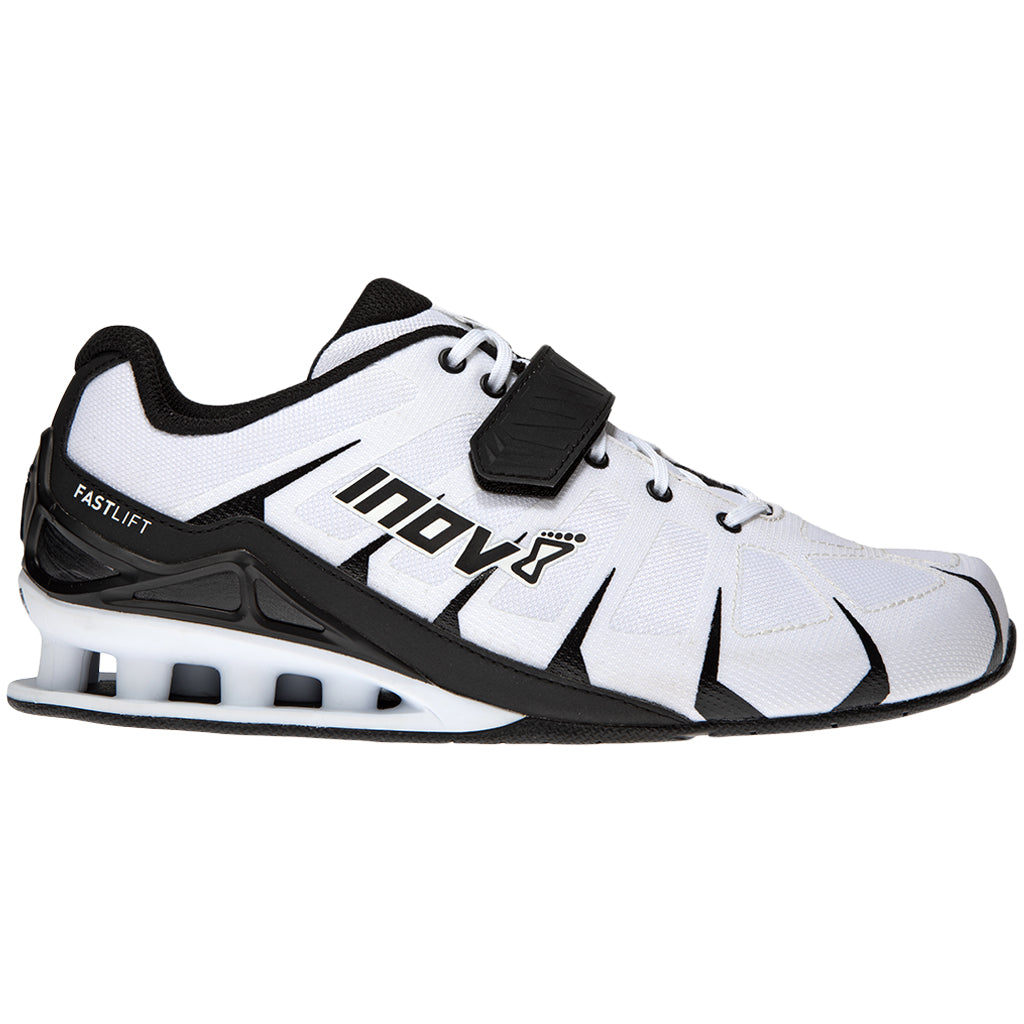 Inov8 Fastlift 360 Weightlifting Shoes White / Black