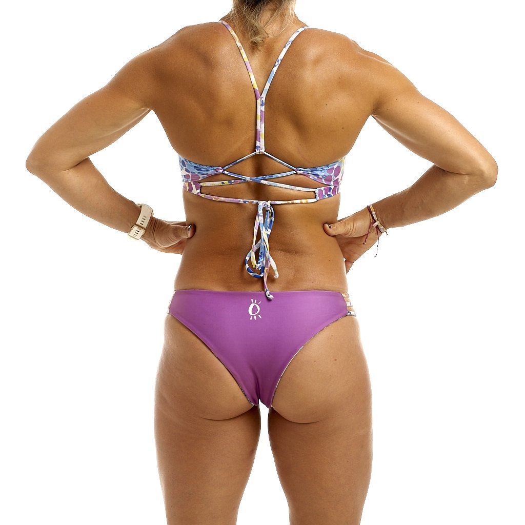 Halo Summer Safari / Violet Cheeky Bottoms