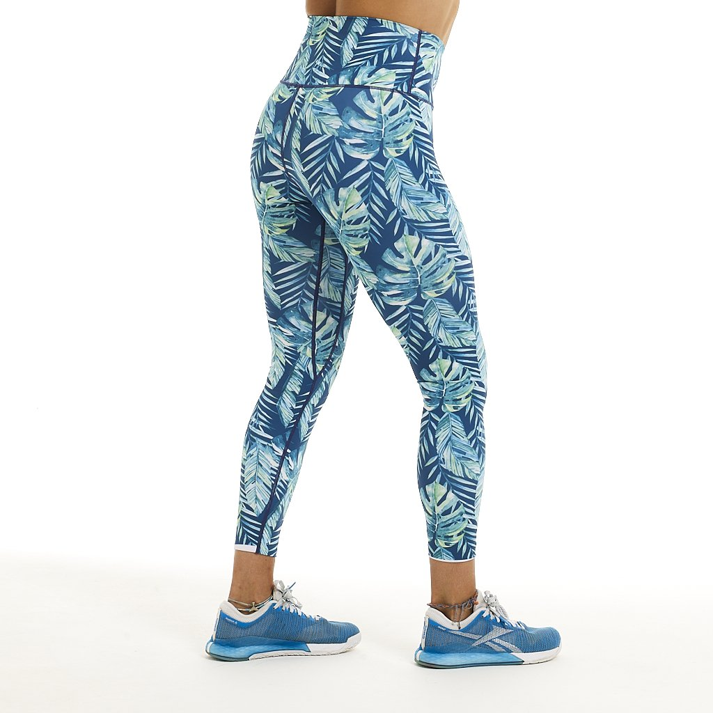 Halo Rainforest High Rise Roll Down Leggings