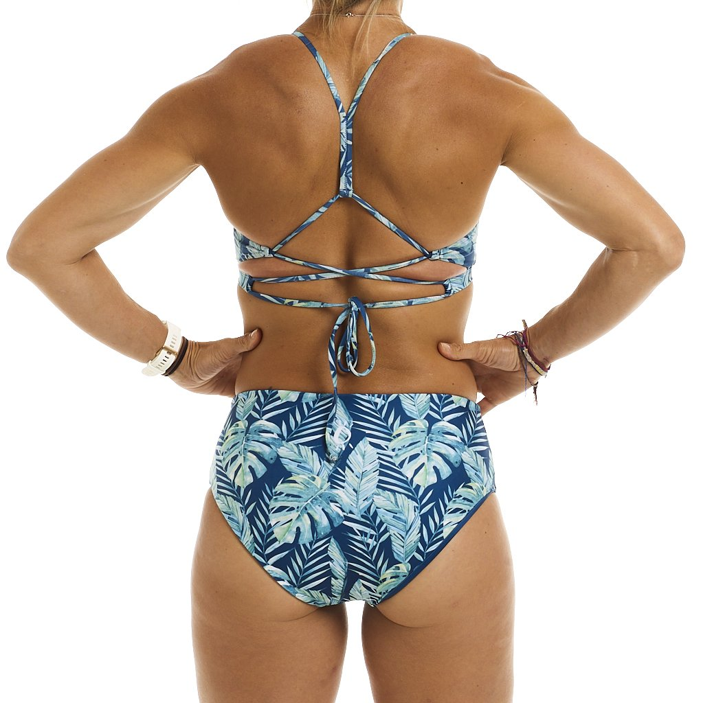 Halo Rainforest High Rise Bikini Bottoms