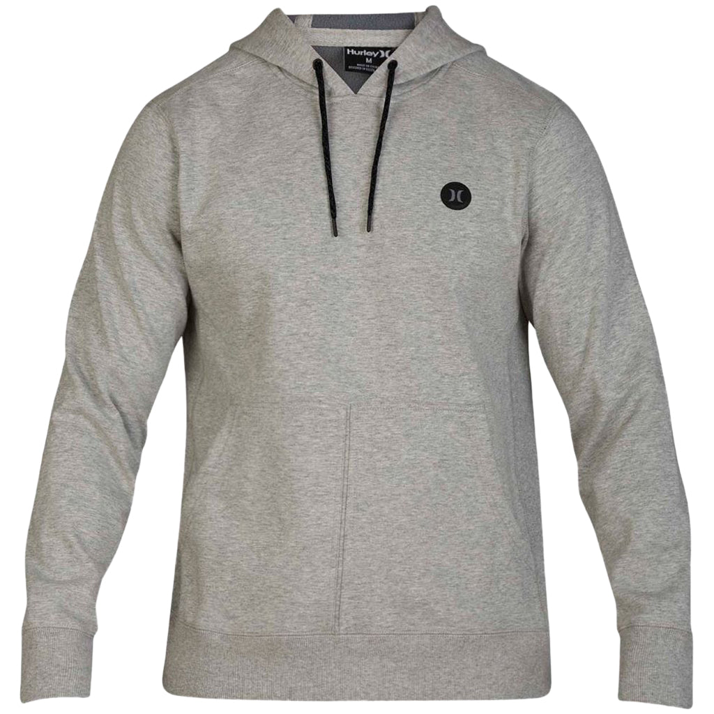 Hurley Therma Protect Pullover Hoodie Grey Heather