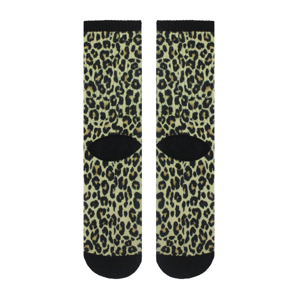 Halo Leopard Training Crew Socks