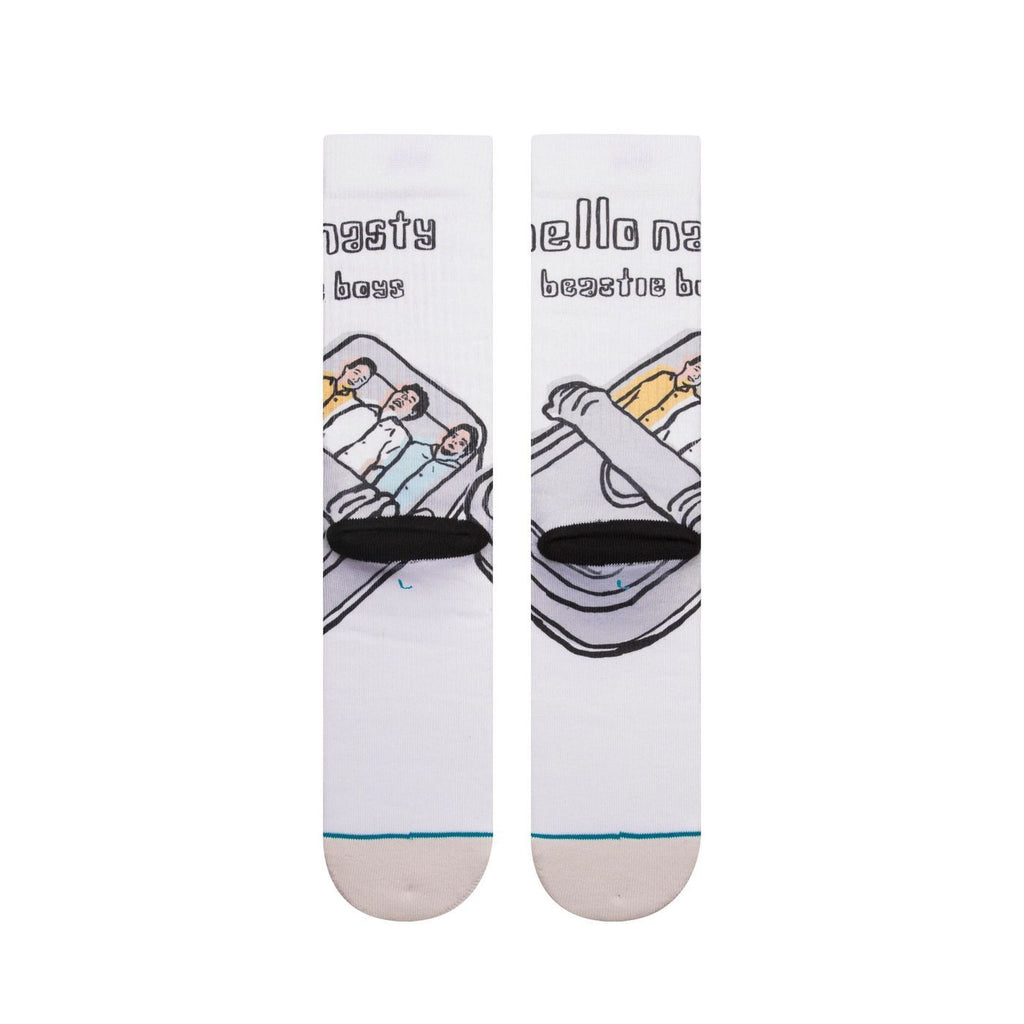 Stance Beastie Boys Hello Nasty Socks