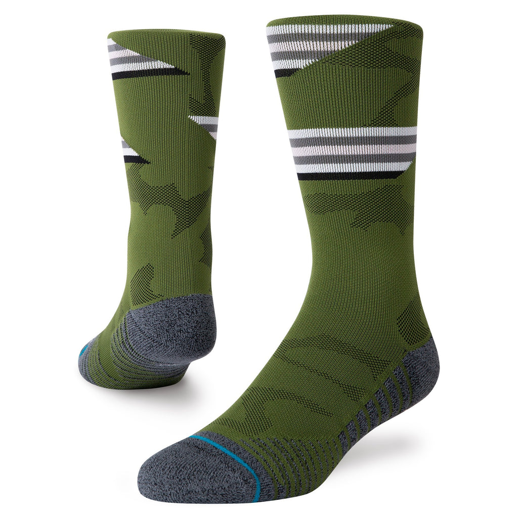 Stance Athletic Combat Crew Training Socks