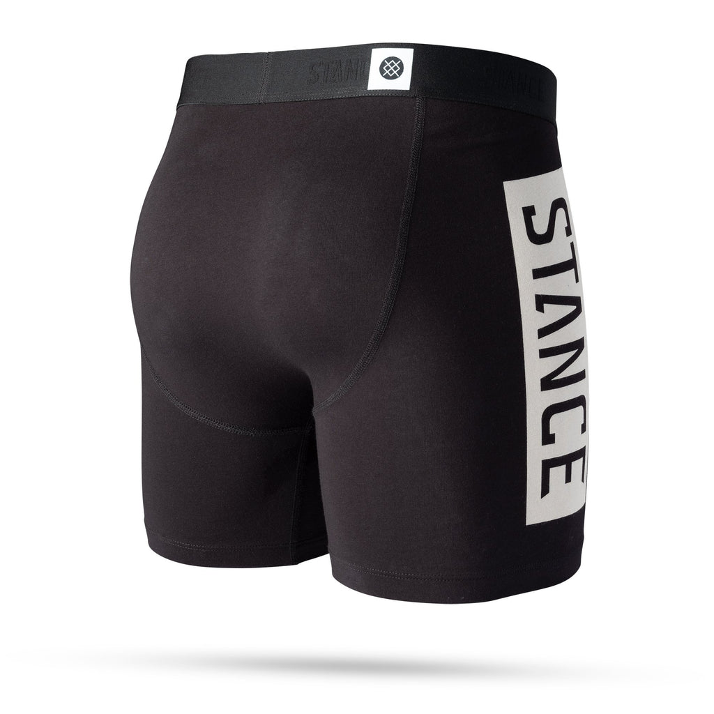 Stance Underwear OG Boxer Brief Black
