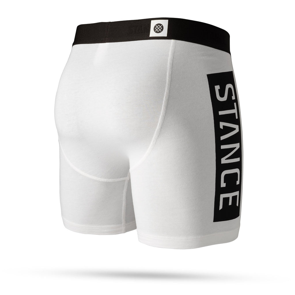 Stance Underwear OG Boxer Brief White
