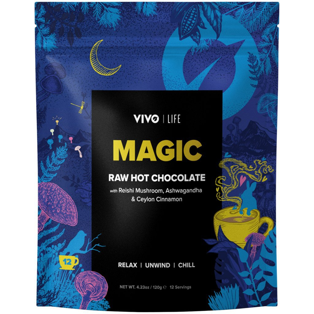 Vivo Life Magic Raw Hot Chocolate