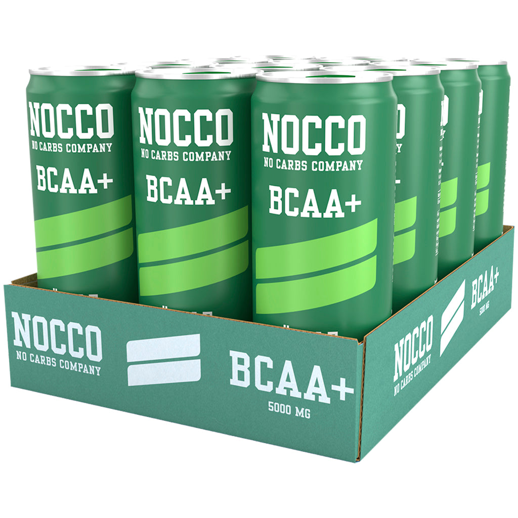 Nocco BCAAs 330ml Apple (Case of 12)
