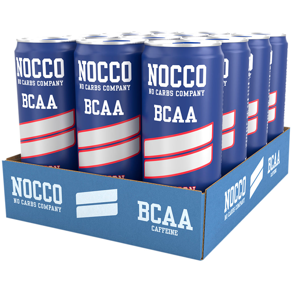 Nocco BCAAs 330ml Passion (Case of 12)