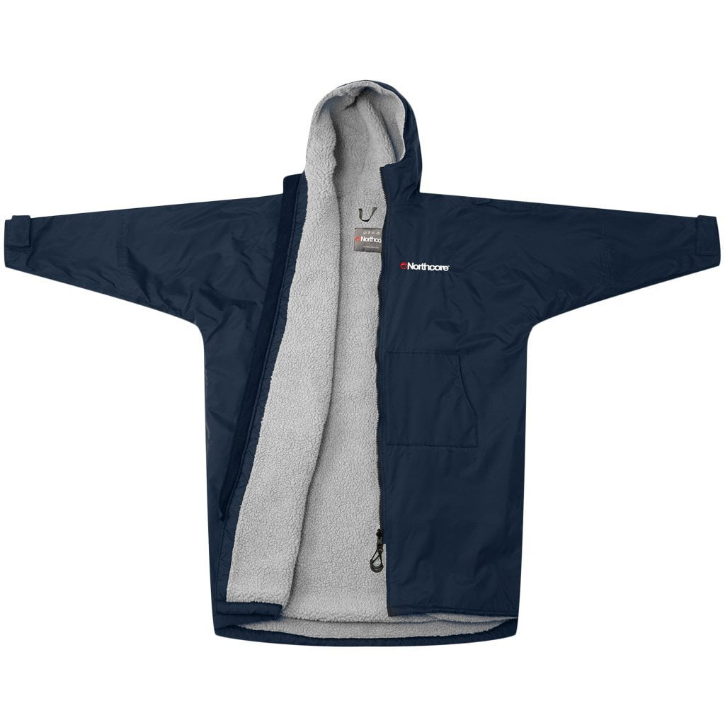 Northcore Beach Basha Sport Changing Robe Blue