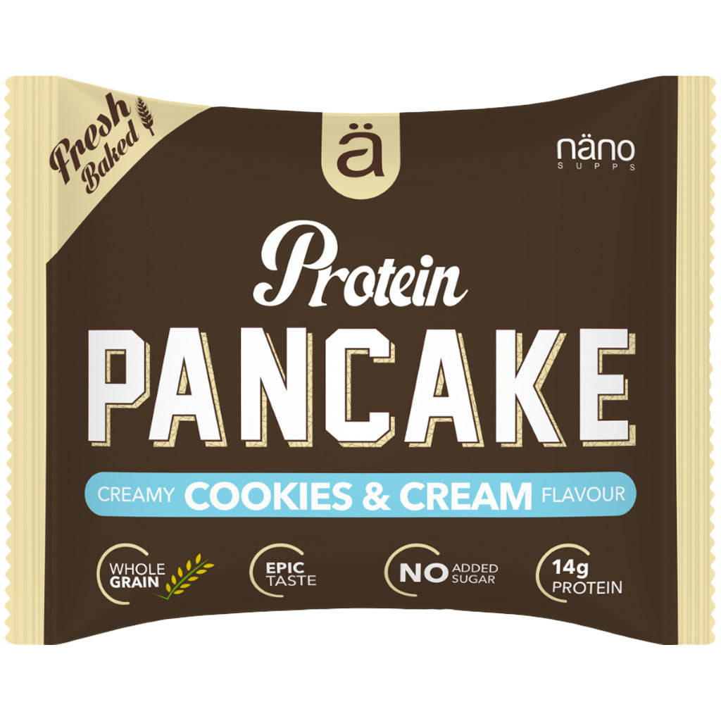 Nano Supps Cookies & Cream Protein Pancake 45g