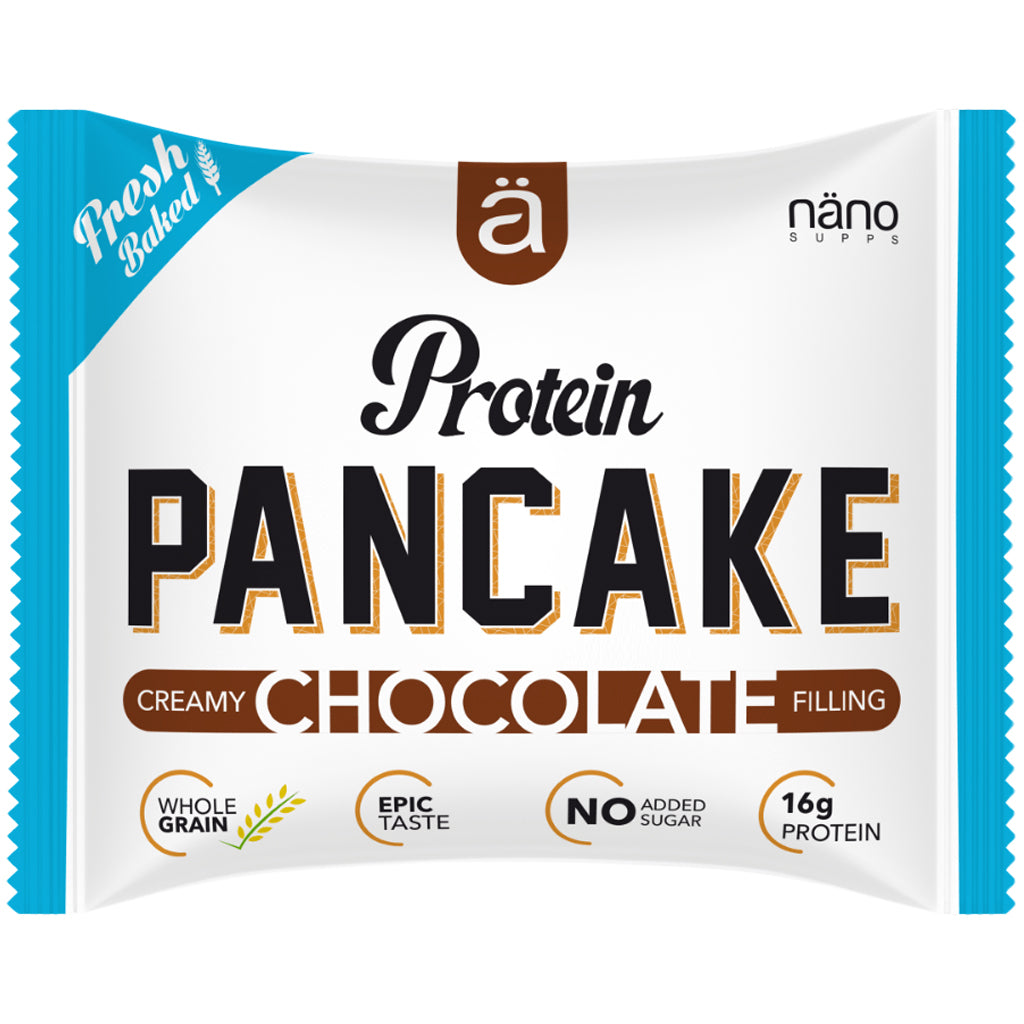Nano Supps Chocolate Protein Pancake 45g
