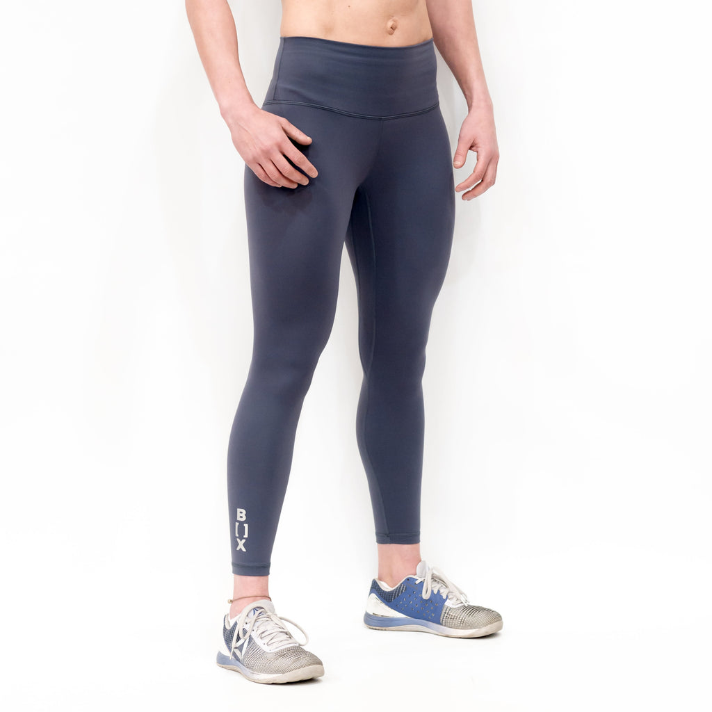 B[ ]X 7/8 Squat Stretch Leggings Mauve