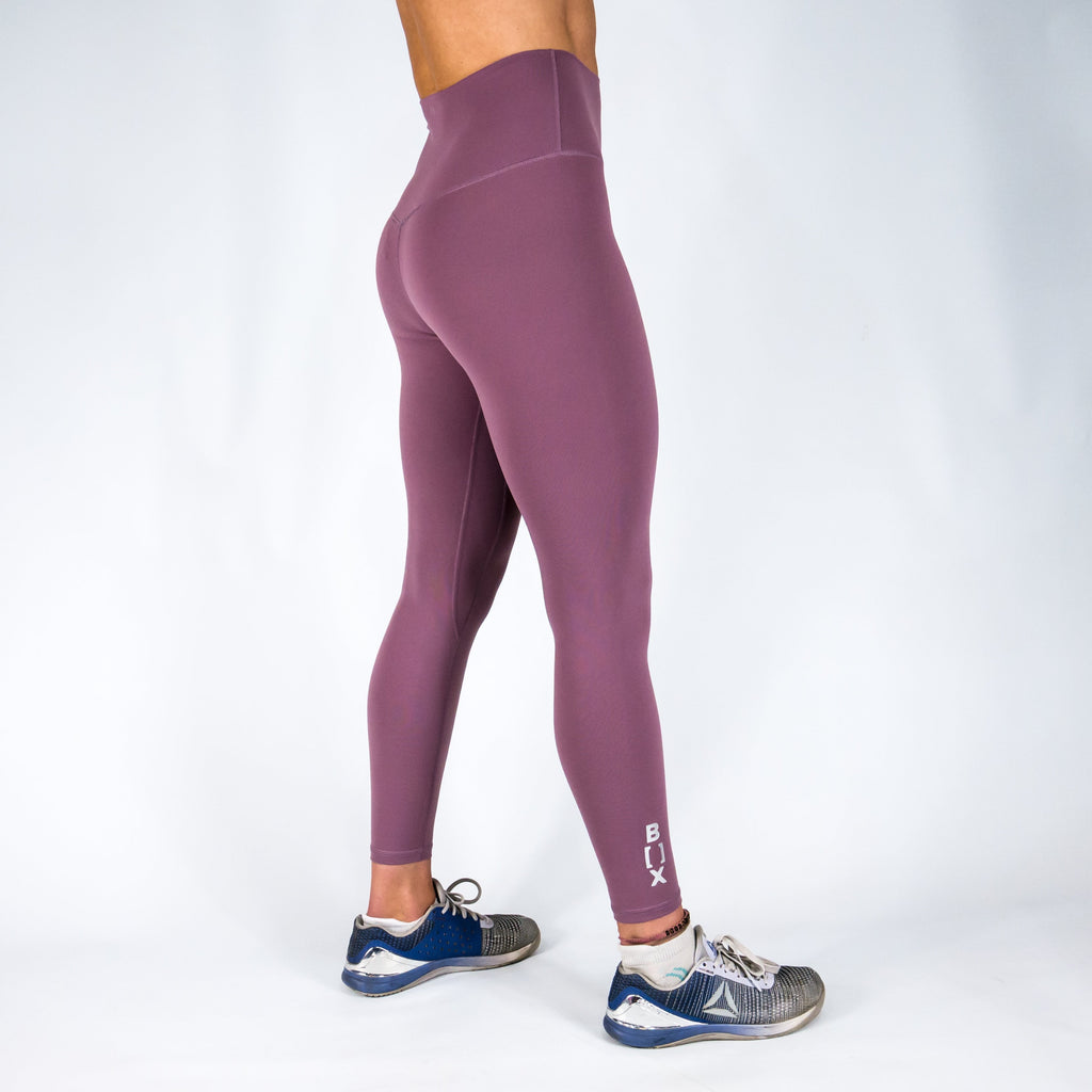 B[ ]X 7/8 Squat Stretch Leggings Lilac