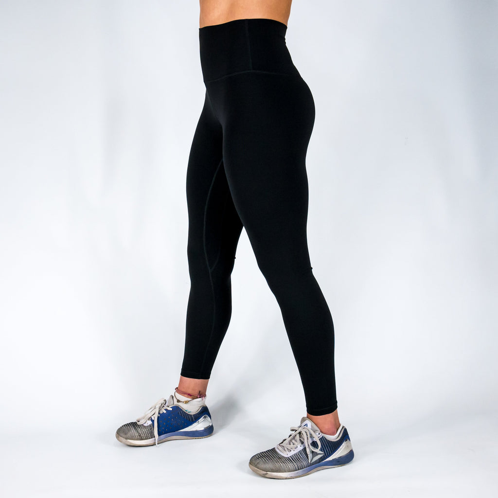 B[ ]X 7/8 Squat Stretch Leggings Black