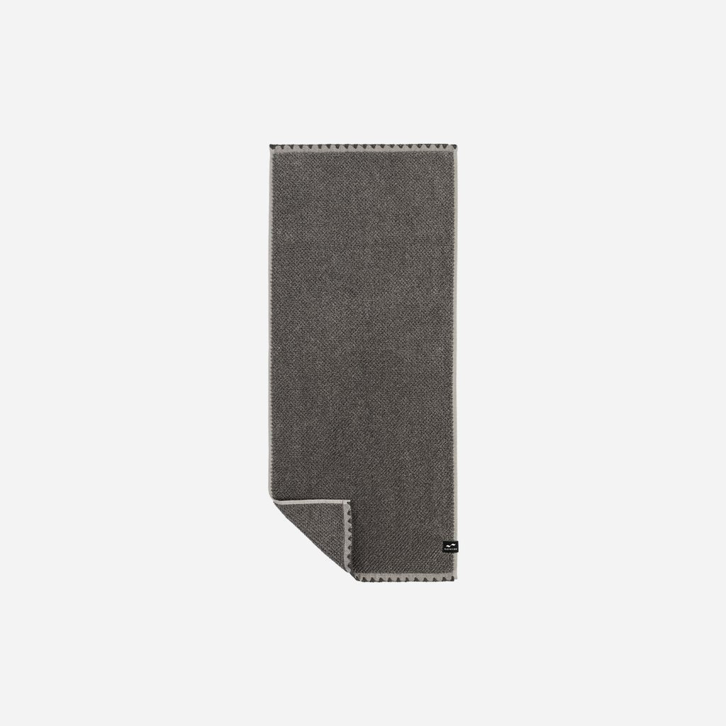 Slowtide Luxe Charcoal Hand Towel