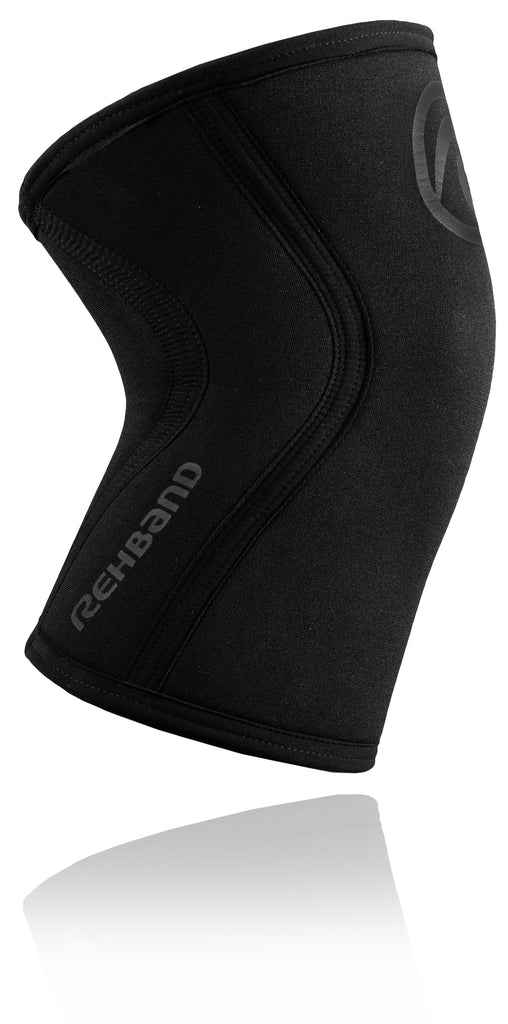 Rehband RX Knee Sleeve 5mm Carbon