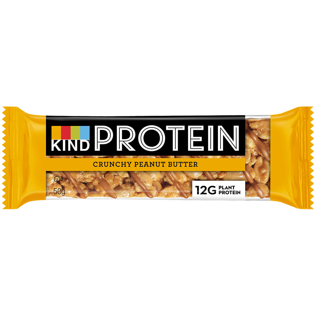 Kind Crunchy Peanut Butter Protein Bar 50g