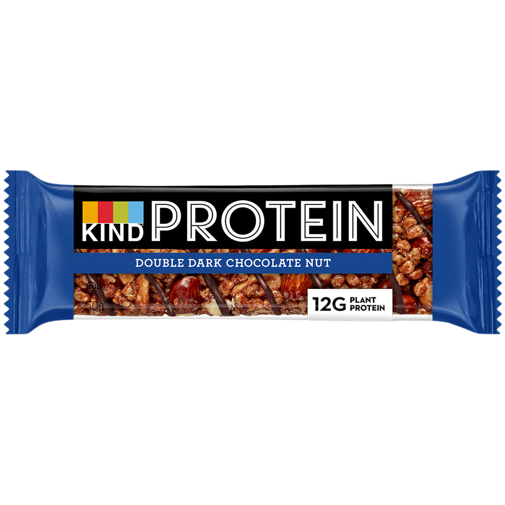 Kind Double Dark Chocolate Nut Protein Bar 50g