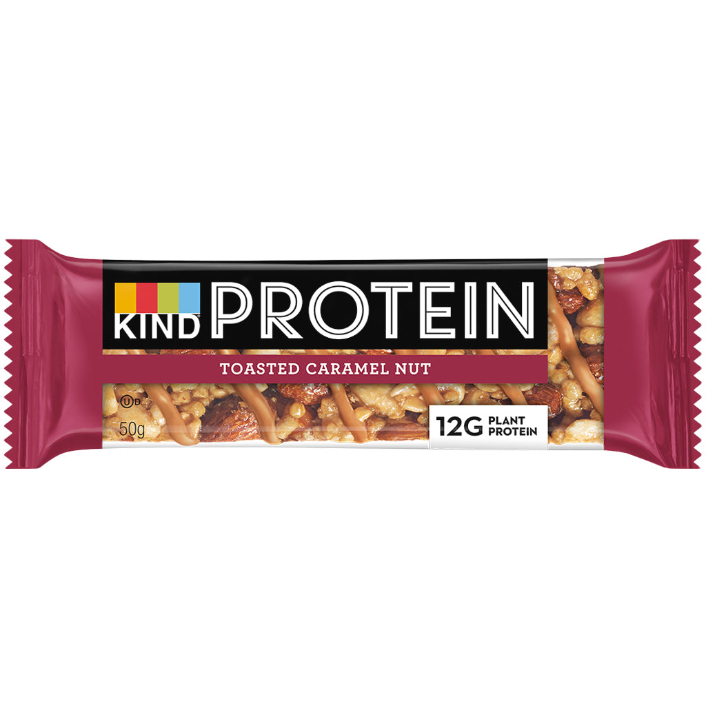Kind Toasted Caramel Nut Protein Bar (box of 12)
