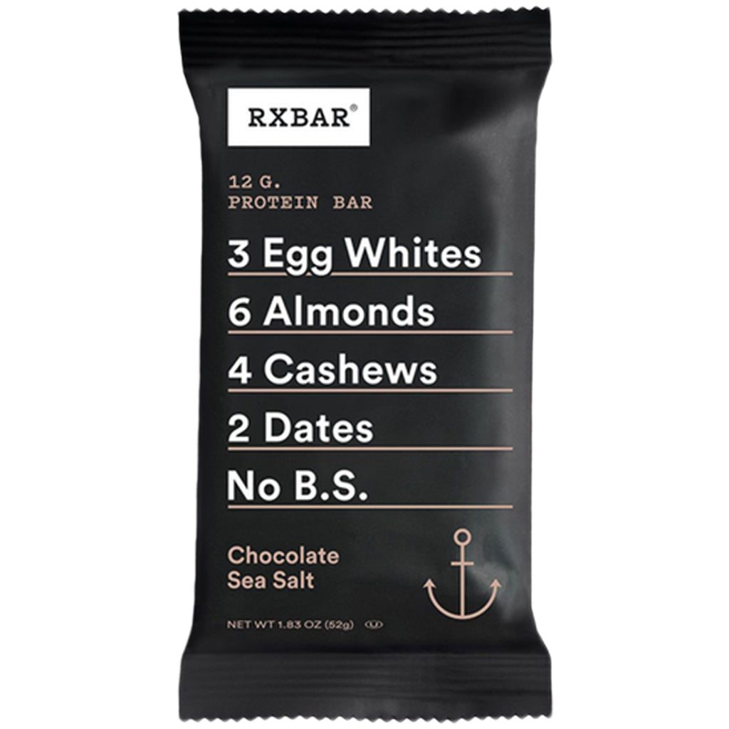 RX Bar Chocolate Sea Salt Bar 55g