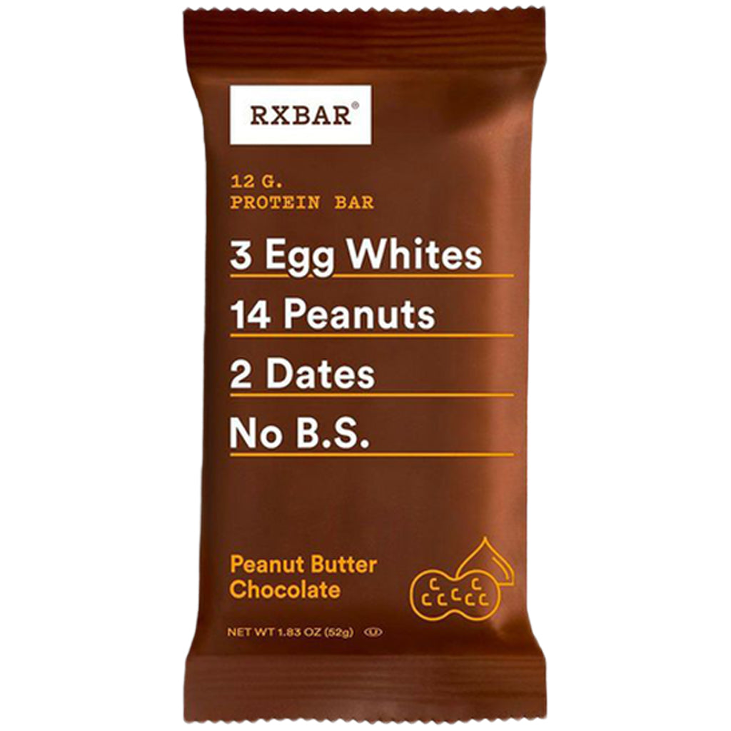 RX Bar Peanut Butter Chocolate Bar 55g