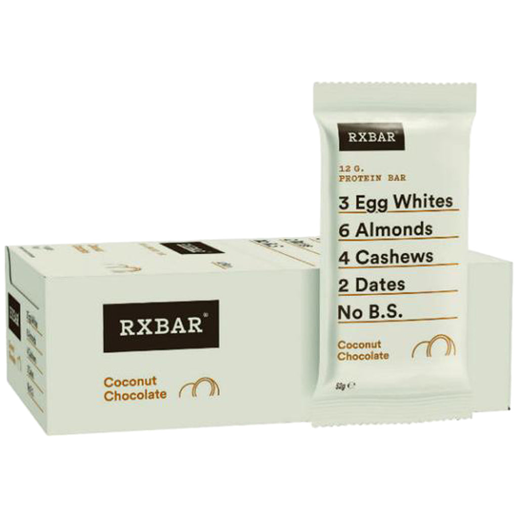 RX Bar Chocolate Coconut Box of 12 x 55g