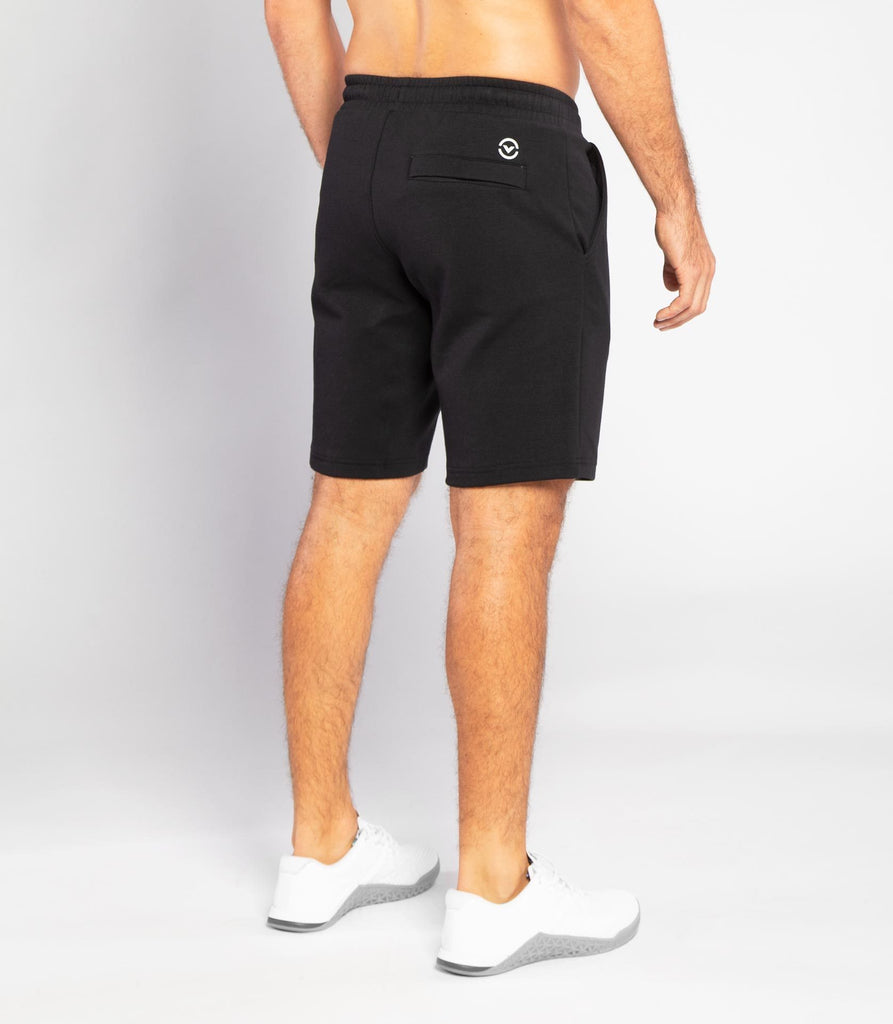 Virus ST16 | Force Fleece Shorts Black