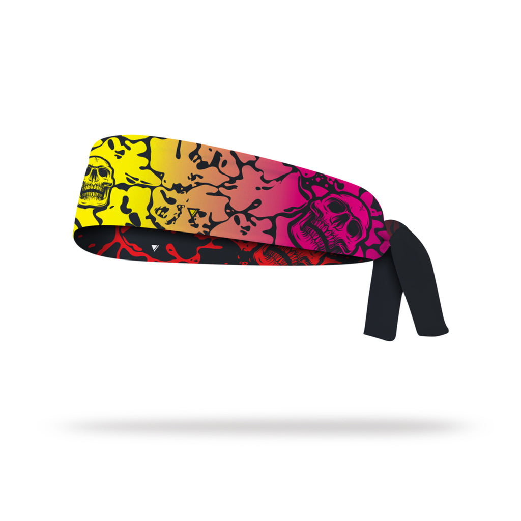 Lithe Fluid Reversible Tie Headband