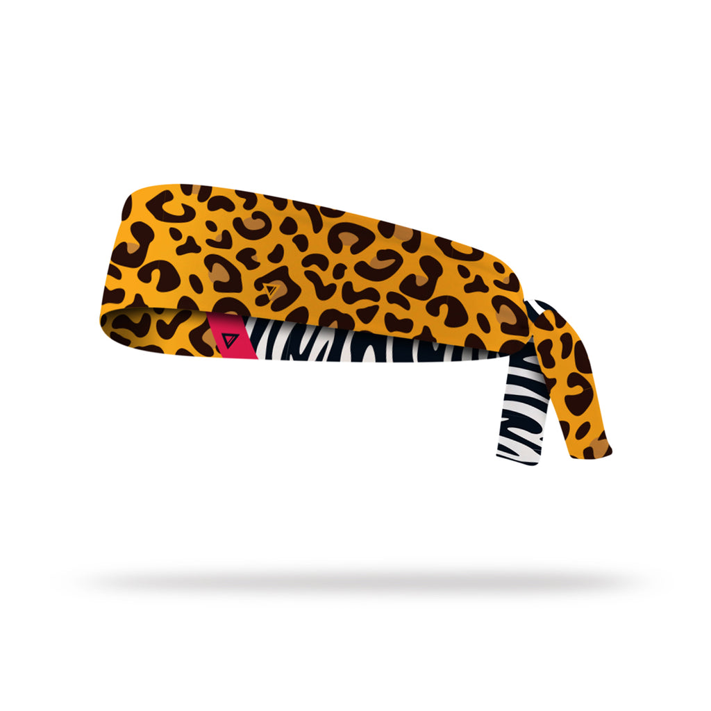 Lithe Safari Tie Headband