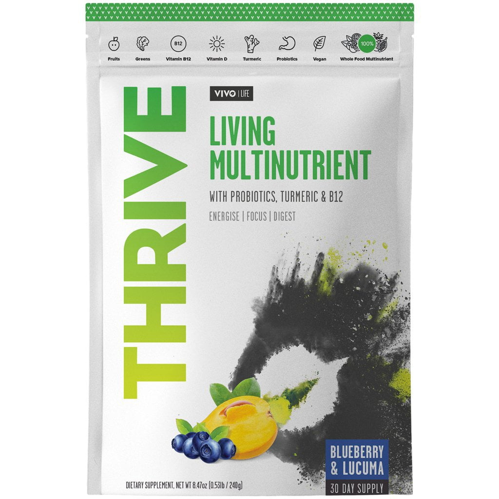 Vivo Life Thrive Living Multinutrient 240g