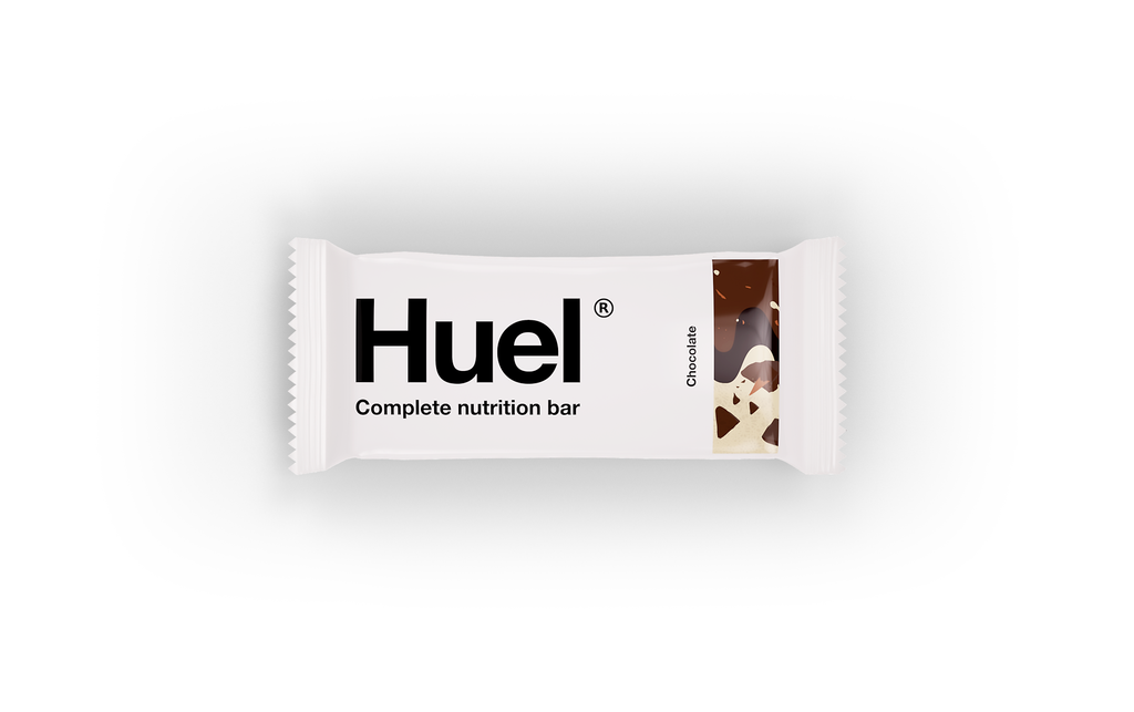 Huel Chocolate Bar v3.1 - box of 15 x 49g