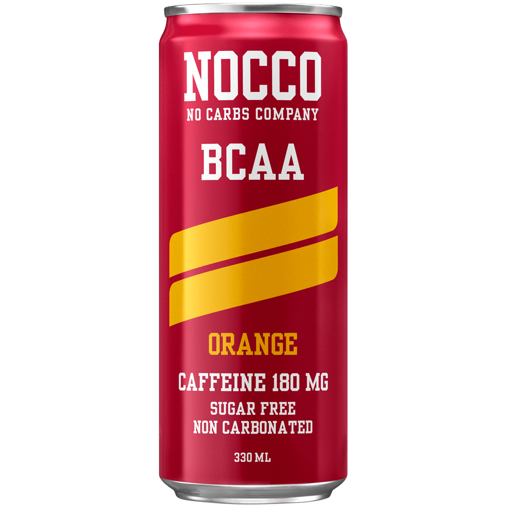 Nocco BCAAs 330ml Orange (Case of 24)