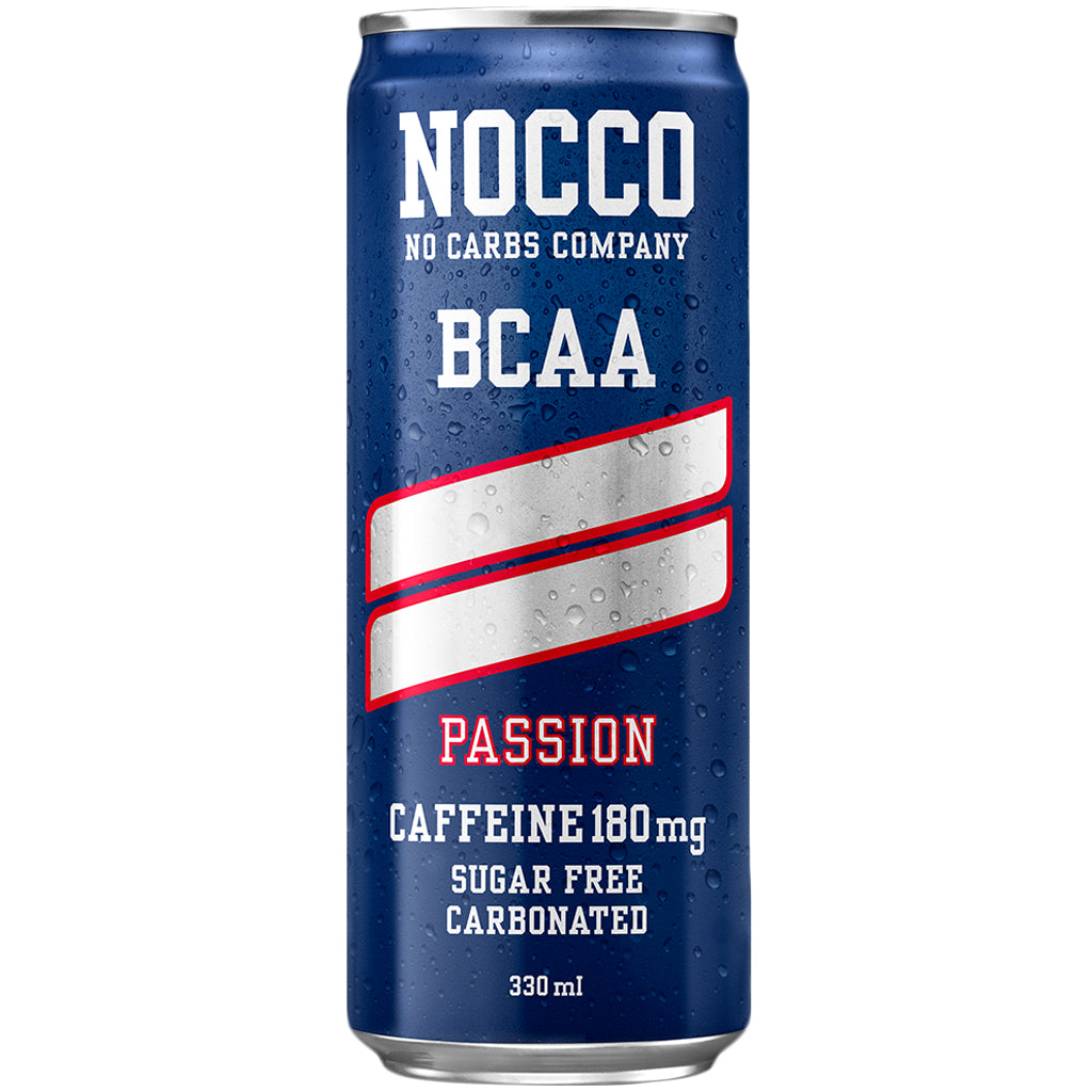 Nocco BCAAs Passion 330ml Can
