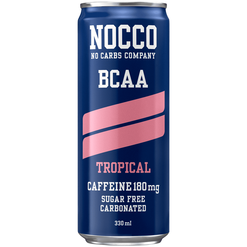 Nocco BCAAs 330ml Tropical (Case of 24)