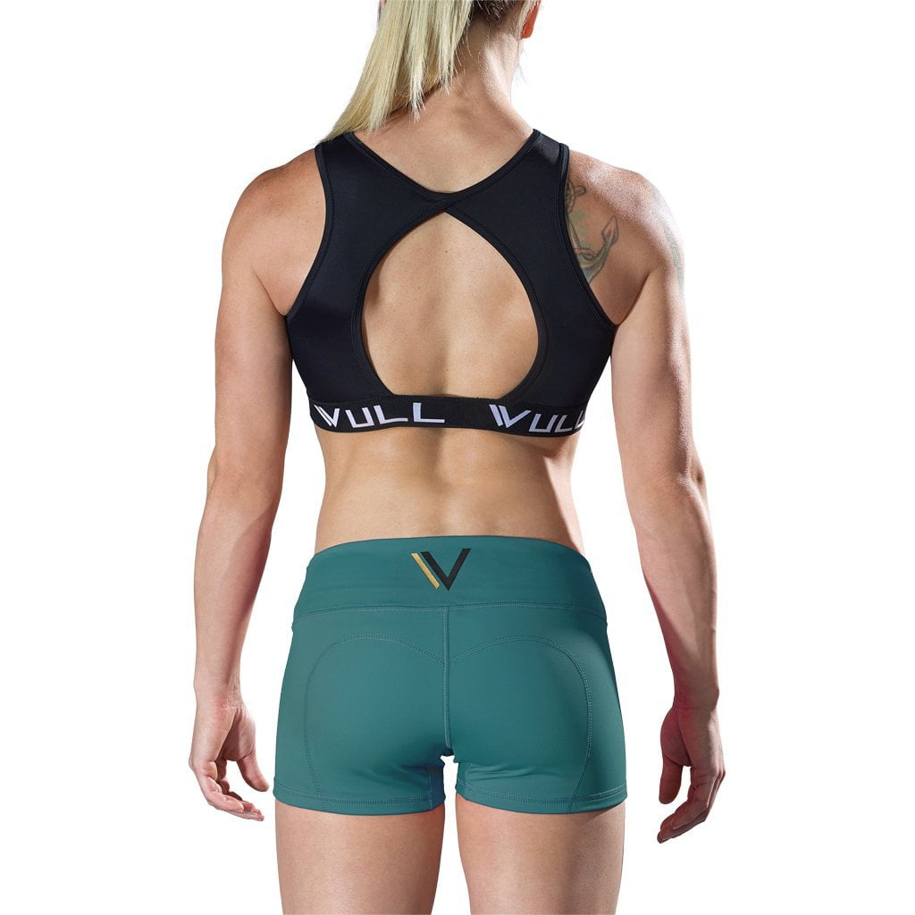 Vull Champion Shorts Dark Teal