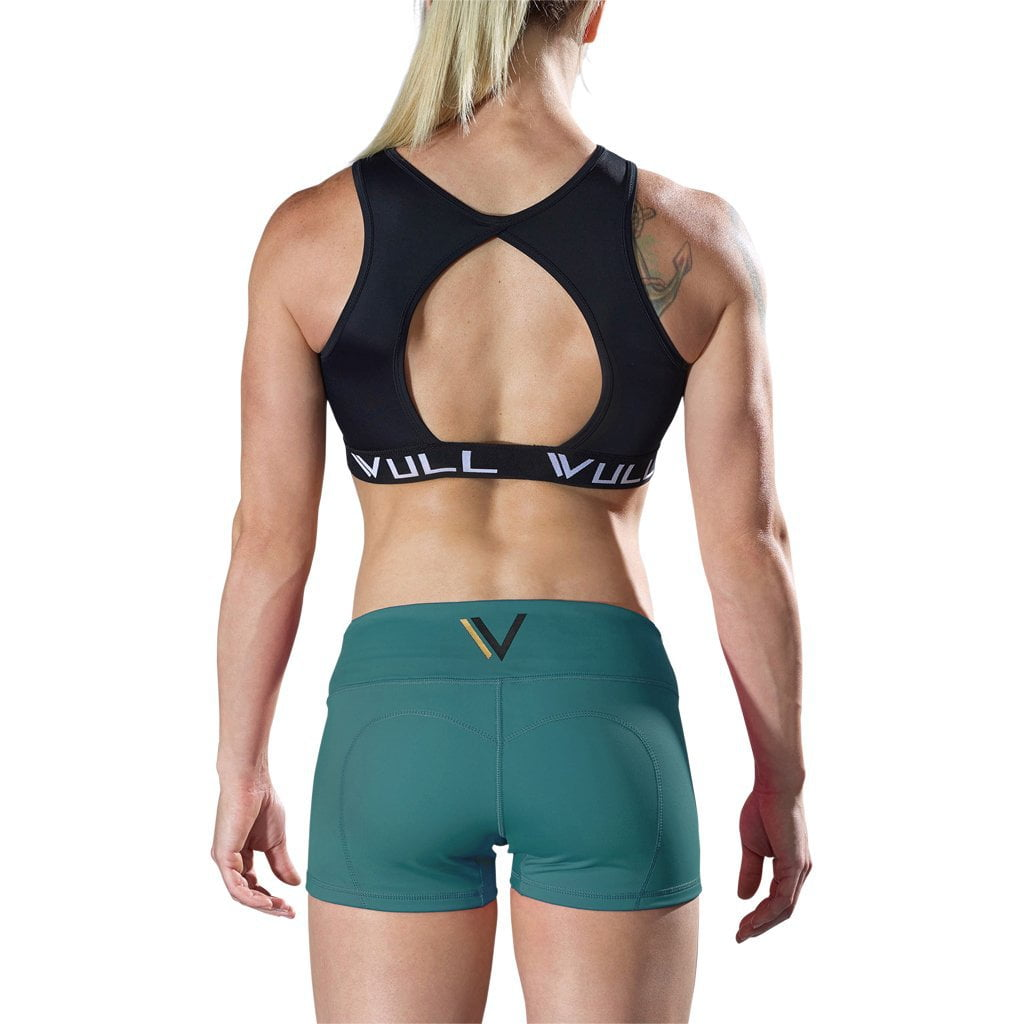 Vull Compression Triumph Sports Bra Black