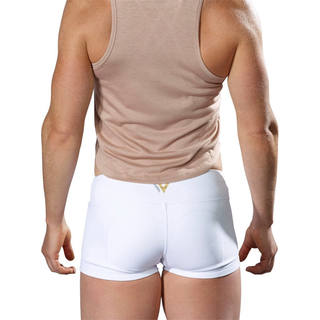 Vull Sport Champion Shorts White