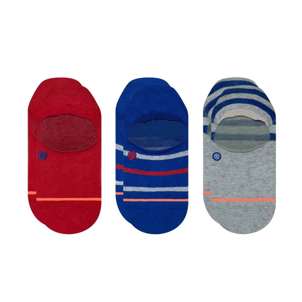 Stance Socks True Colour 3 Pack Multi