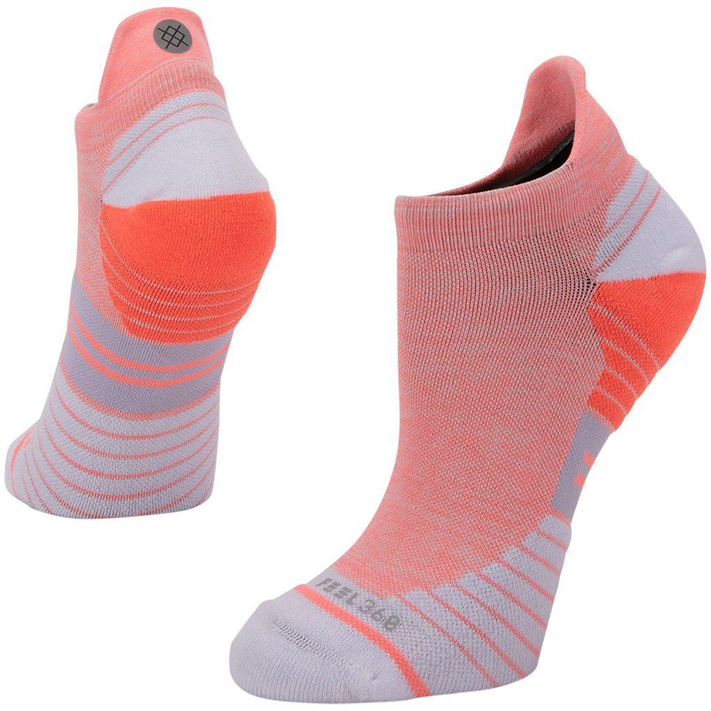 Stance Uncommon Solids Tab Coral