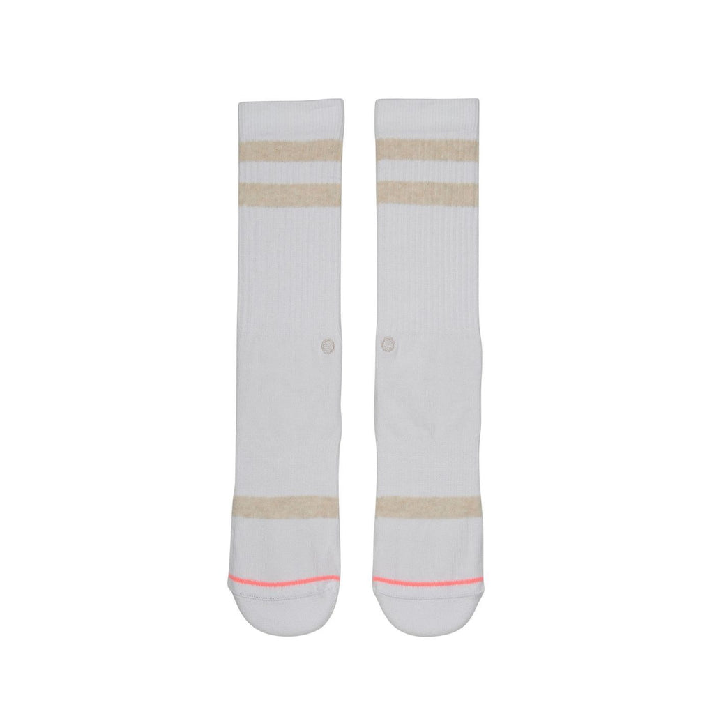 Stance Classic Uncommon Crew White 3 Pack